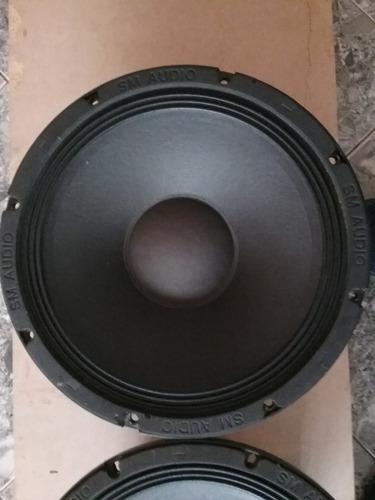 Medios 12 Pulgadas Sm Audio Precio 300 Americanos