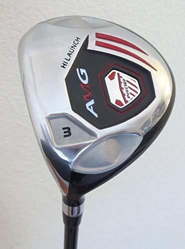 Nuevo Mens Custom Made Zurdo Set Completo Golf Clubs