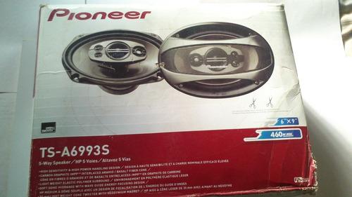 Parlantes Pioneer Ts-as 6 X 9 Coaxial 5 Vias 460w Max