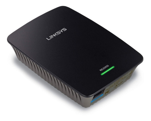 Repetidor Cisco Linksys Re Inalambrico N Wifi Extender
