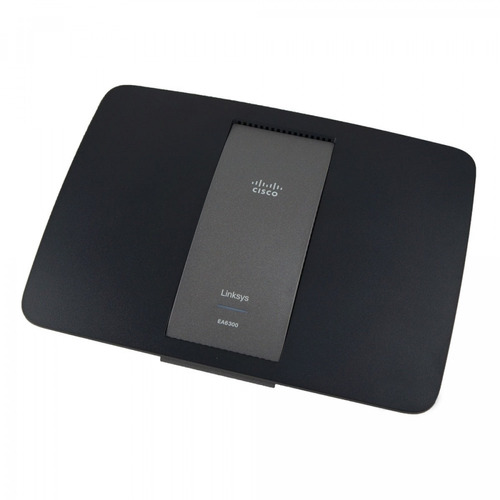 Router Cisco Linksys Ea Inalambrico Ac  Wifi Gigabit