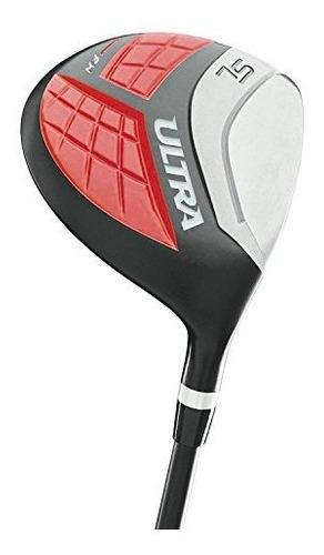 Set 9 Palo Wilson Golf Ultra Para Hombre Bolsa