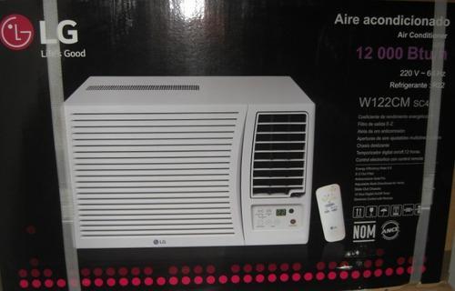 Aire Acondicionado LG 12.000 Btu En 300
