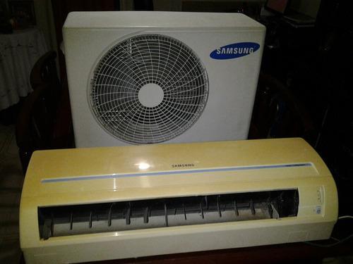 Aire Acondicionado Split Samsung 12.000 Btu