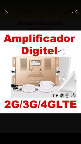 Amplificador De Señal Telefónica Para Digitel Y Movistar