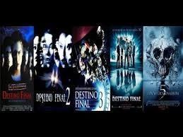 Destino Final La Saga Completa