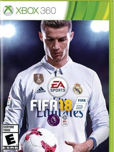 Fifa 18 Xbox 360 Digital Original