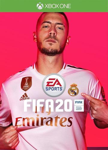Fifa 20 Xbox One Código Digital