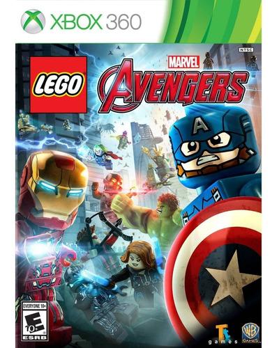 Juego Lego Marvel Avengers Xbox 360 Original