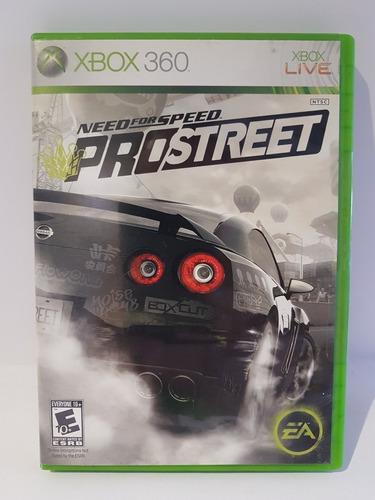Juego Para Xbox 360 Elite Original Needforspeed