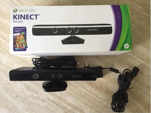Kinect Para Xbox 360 Con Un Juego Como Nuevo