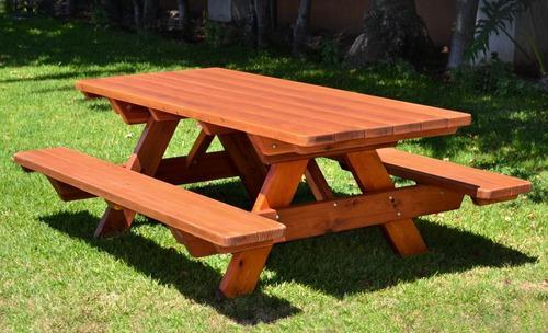 Mesas Para Jardín Y Picnic