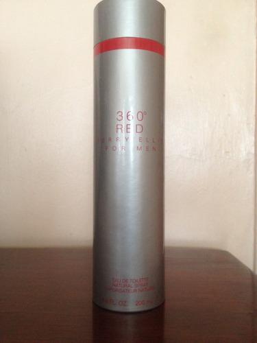 Perfume Perry Ellis 360° Red Hombre Original Extra Largo