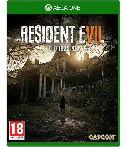 Resident Evil 7 Xbox One - Envío Gratis
