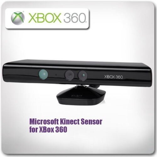 Sensor Kinect Para Xbox 360 Slim Full Operativo