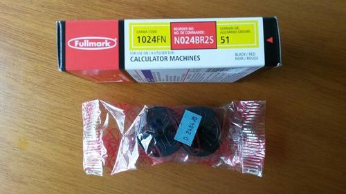 2 Cinta Bicolor Calculadora Y Sumadora 1 Fullmark 1 Kores