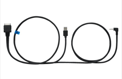 Cable Para iPod Audio/video Kenwood