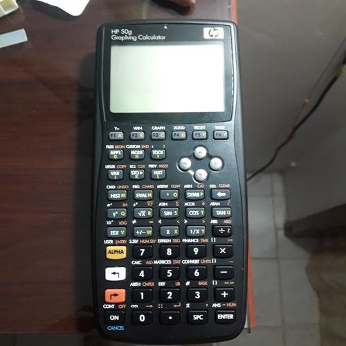 Calculadora Gráficadora Hp 50g