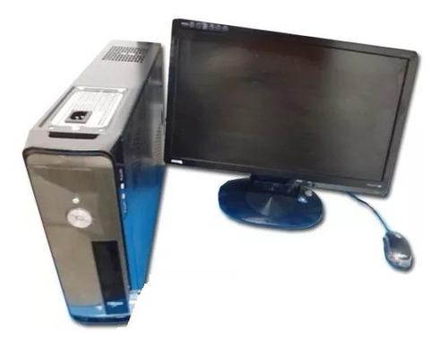 Computador Intel Dual Core 2.60ghz 2gb Ram 320gb Dd Monitor