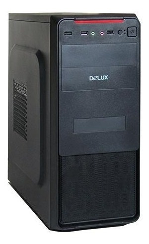 Computadora Ighz 4gb 500gb Disco Asrock H61m Tiend