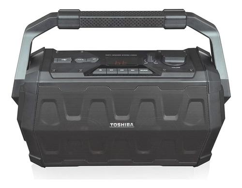 Corneta Altavoz Portátil Bluetooth Toshiba Ty-asc