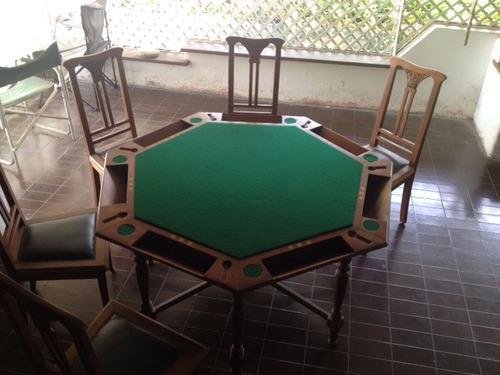 Mesa De Juego Antigua (años '30)