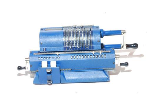 Odhner Pinwheel Calculadora Mecanica Antigua Coleccion