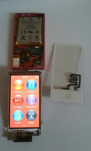 Pantalla Lcd iPod Nano 7g 16gb Usada (repuesto)