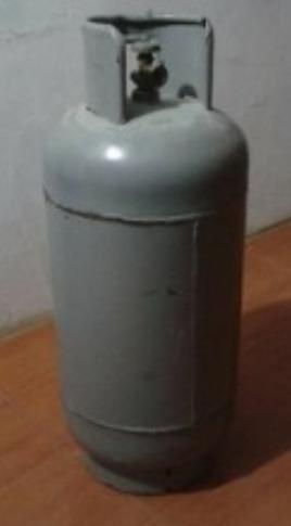 Bombona De Gas Doméstico De 18 Kg