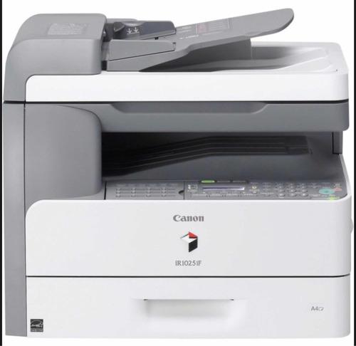 Fotocopiadora, Impresora,canon Ir n- Duplex Oficio Nueva