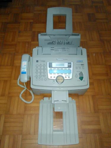 Fotocopiadora Telefax Toner Papel Bond Panasonic Poco Uso