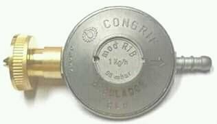 Regulador De Gas Para Bombona Servigas 10kg