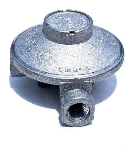 Regulador Gas Doméstico 18 Y 43 Kg Dos Bombonas Max
