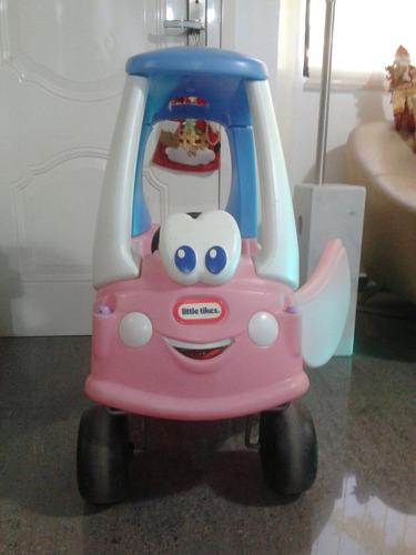 Carrito Little Tikes Princess Cozy Coupe 30th Anniv. (80 V)