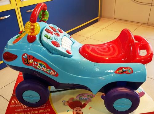 Carro Montable Para Niños 3 En 1 Con Sonidos Tienda Cod 735