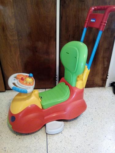 Carro Montable Para Niños Chicco Usado