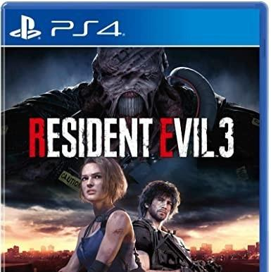 Juego Resident Evil 3 Ps4 Fisico Sellado 2020 Variedad
