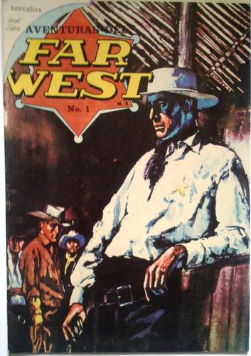 Oferta Suplemento Aventuras Del Far West N°1 - Edicol
