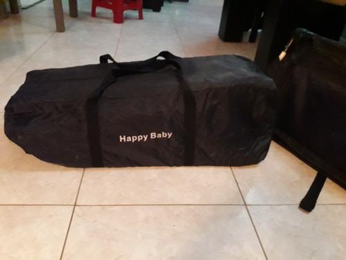 Corral Marca Happy Baby Con Cambiador