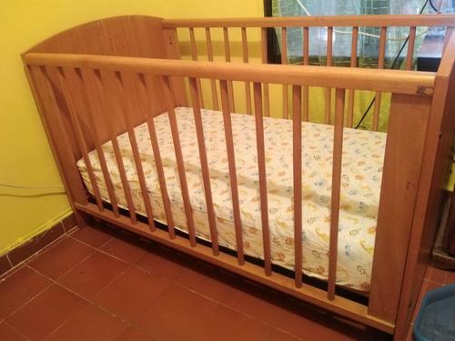Cuna De Madera Para Bebés.
