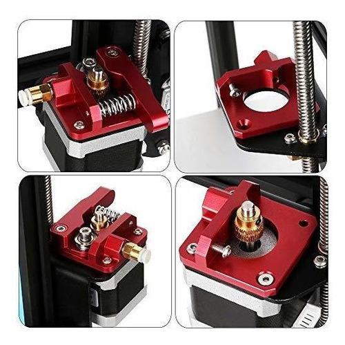 Ewigkeit Mk8 Extrusor Aluminio Para Impresora 3d Cr 10