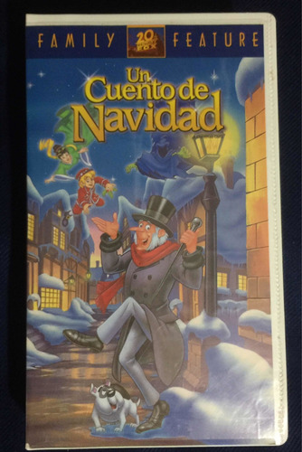 Películas De Navidad Originales Vhs Colección Vintage
