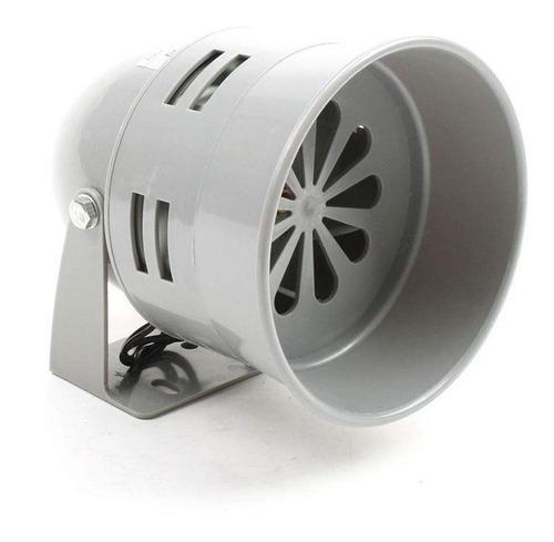 Sirena De Motor Plástico 110 Vac. (liquidacion).