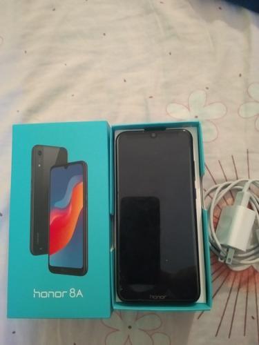 Celular Huawei 8a Honor. Como Nuevo, Con Forro Y Vidrio Temp