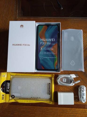 Huawei P30 Lite Liberado 4g 128gb / 4gb Ram