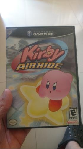 Kirby Air Ride Nintendo Gamecube Compatible Con Wii 35verdes