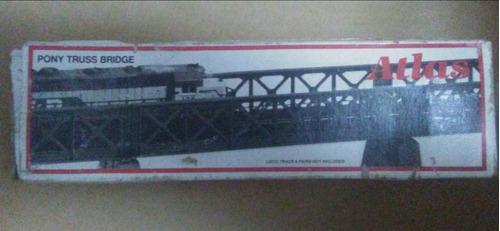 Puente Marca Atlas; Escala Ho 1/87