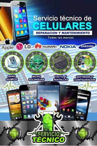 Servicio Técnico Celular Reparación De Teléfonos Moviles