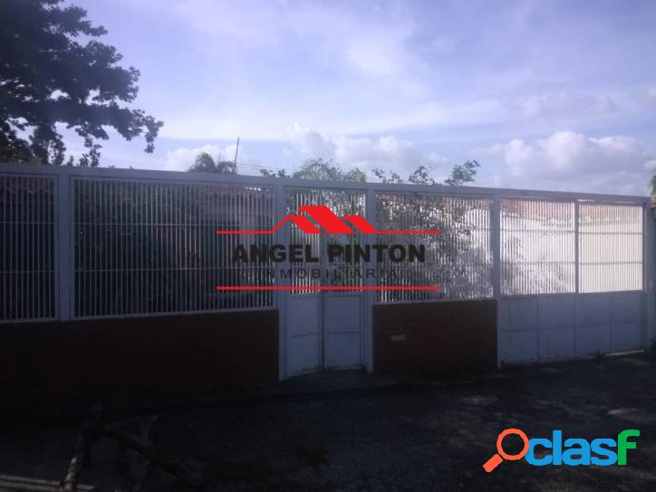 CASA VENTA EL RECREO CABUDARE API 3460