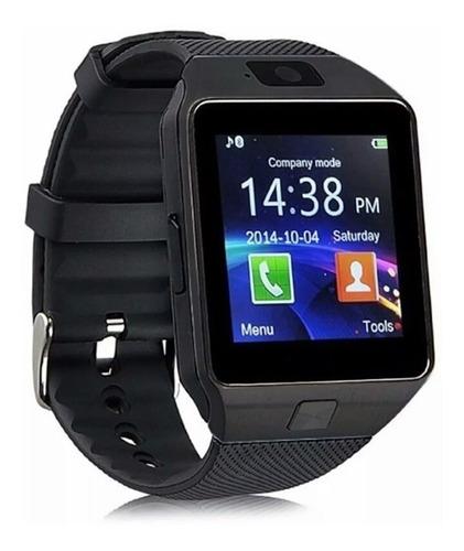 Reloj Smartwatch Dz09 Celular Inteligente Android iPhone Sim